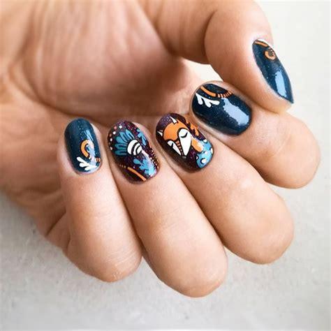Fall Nail Designs 2017