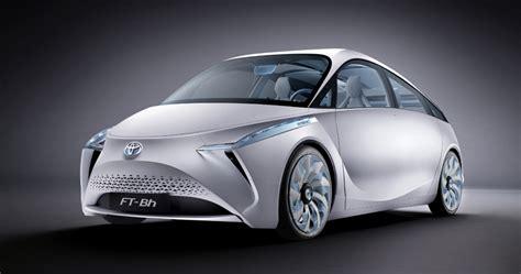 Toyota Hybrid X Concept Hits The Showroom by 丰田中国 创新科技 设计之美 概念车展示