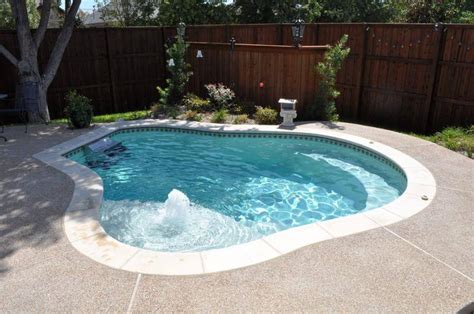 Desiging a Cocktail Pool Pool Design Tip from your