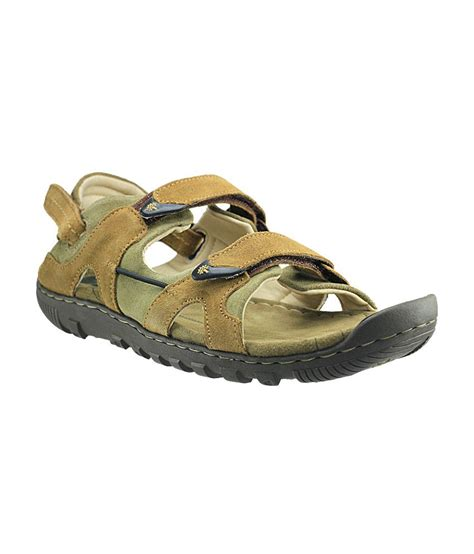 woodland brown sandals woodland brown floater sandals price in india buy