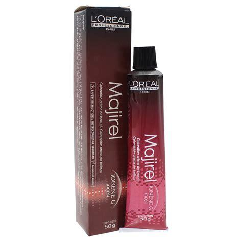 loreal professional majirel hair color 7 35 7grv loreal professional majirel 4 56 mahogany reddish brown 1 7 oz hair color walmart