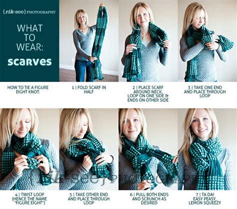 tutorial ways to wear a scarf the magic of the scarf and super easy tutorials to tie it