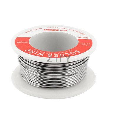 Soldering Tools Timah Solder Payung Diameter 0 8mm 10 Meter 0 8mm diameter 65 35 flux tin lead solder soldering wire spool reel 1 3m in welding nozzles from