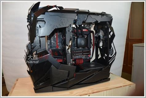 Rs Car Casing Asus Zenfone 5 Custom strix custom made pc chassis built from screech