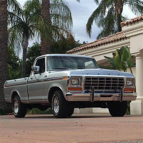 Ford Clothing by This 1979 Ford F 150 Is A Wolf In Sheep S Clothing