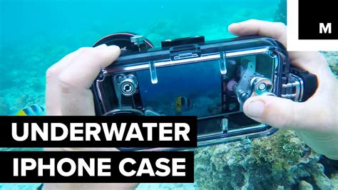 underwater iphone case youtube