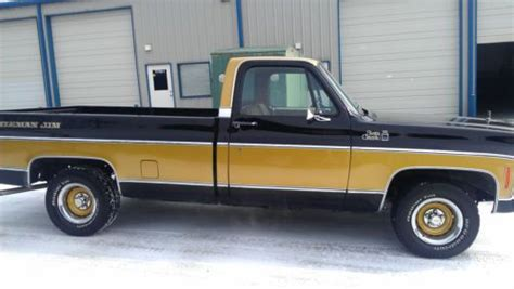 purchase used 1975 gmc limited edition gentleman jim
