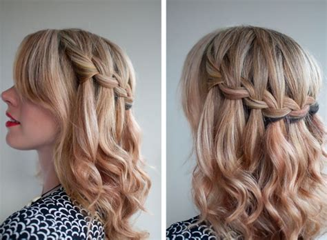 prom hairstyles for medium length hair with braids prom hairstyles for medium length hair hair world magazine