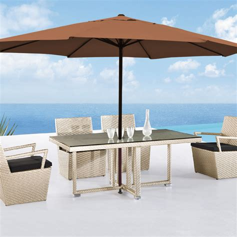 13 Ft Feet Outdoor Large Patio Umbrella Tent Deck Gazebo Large Patio Umbrellas