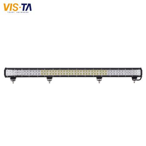 50 inch led light bar for jeep high brightness 50 inch 288w led work light bar spot flood