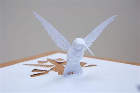 Origami Paper Sculpture - callesen ignant