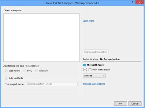 template project missing how to fix visual studio 2013 missing project templates