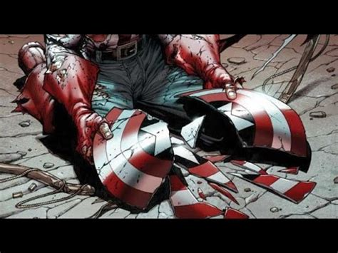 Real Pic Tameng Captain America top 5 characters who ve broken captain america s shield