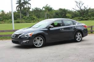 How Many Does A Nissan Altima Get Per Gallon 2013 Nissan Altima 3 5 Sl Driven