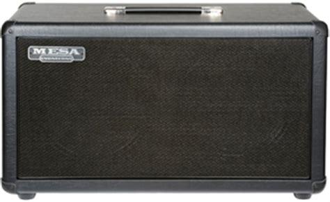 guitar speaker cabinets mesa boogie 2x12 horizontal roadster guitar speaker