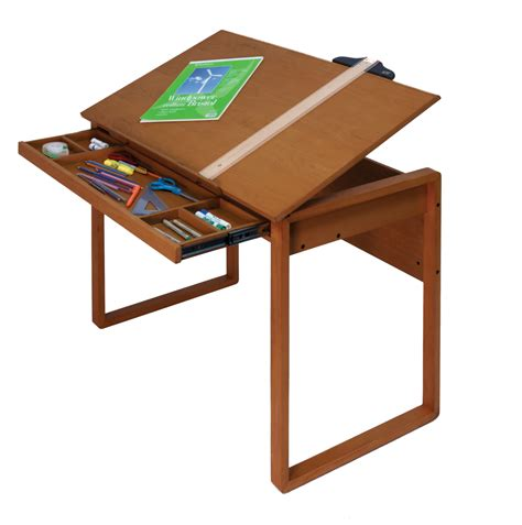 Craft Work Tables by Studio Designs Ponderosa Wood Topped Craft Table 13285