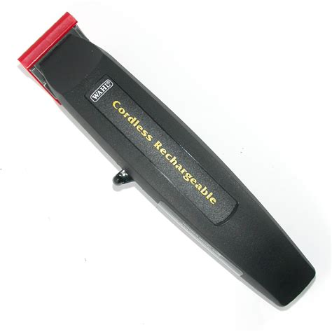 Wahl Genio Cordless Hair Clipper Artist Series wahl cordless trimmer 8900 black