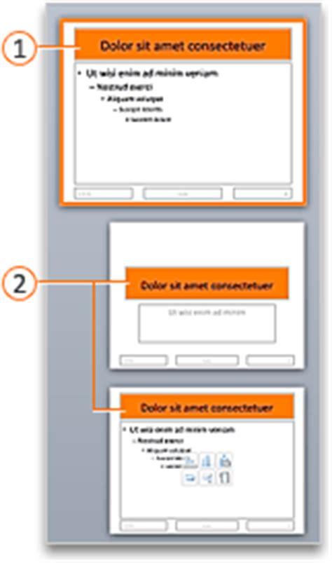 Powerpoint Design Vorlage ändern 196 Ndern Eines Folienmasters In Powerpoint 2016 F 252 R Mac