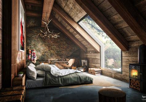 rustic attic bedroom 70 cool attic bedroom design ideas shelterness
