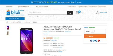Handphone Asus Zenfone 2 Indonesia asus zenfone 2 handphone murah pertama di indonesia dengan ram 4 gb hanya di blibli oprek
