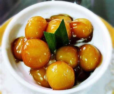 resep membuat bubur sumsum ubi ungu resep menu takjil bubur candil yang lembut sedap dan