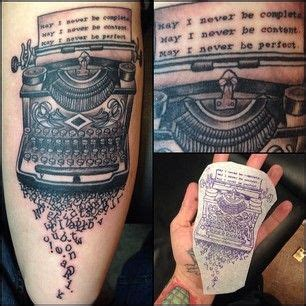 tattoo fonts typewriter typewriter on typewriter fonts