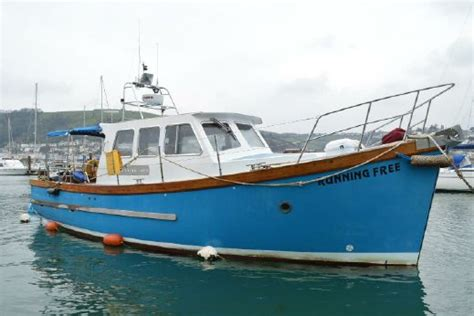 fishing boats for sale uk with licence cygnus boats for sale yachtworld uk