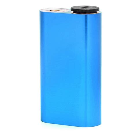 Noisy Cricket Authentic authentic wismec noisy cricket blue 18650 mechanical box mod