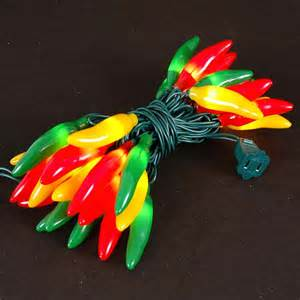 chili pepper light string green yellow chili pepper light strings with 35
