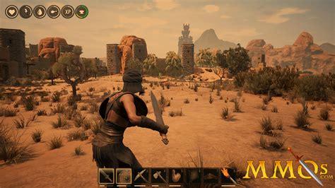 Conan Exiles ya es posible escalar en conan exiles i videojuegos