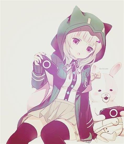 wallpaper anime we heart it cute anime girl we heart it 344431 on wookmark