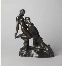 eternal idol by auguste rodin official sculpture