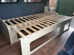 diy rv sofa bed alternative layout diy build vw t4 forum vw t5 forum