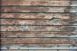 Old Wood Paneling by Old Grunge Wood Panels Used As Background Stock Photo