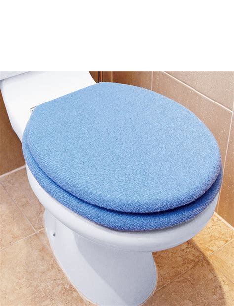 bathroom toilet lid covers fleece toilet seat and lid cover set chums