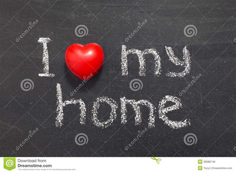 my images my home stock photo image 39086740