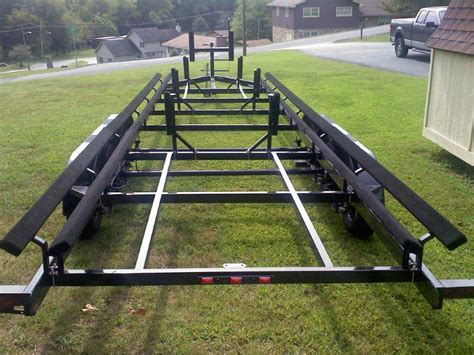 tritoon boat trailer loading guides trailer issues need help pontoon forum gt get help with