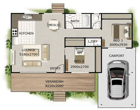 Lake House Floor Plans by The 25 Best Granny Flat Plans Ideas On Pinterest