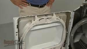 Ge Clothes Dryer Repair Dryer Support Drum Bearing Replacement Ge Dryer Repair