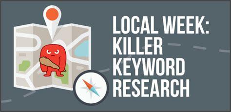 local seo keyword research tools tips tricks