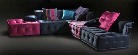 multi color sectional sofa chloe ls103da multi colored fabric sectional sofa