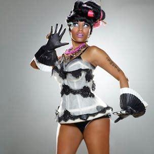 its barbie b tch nicki minaj interview necole bitchie street noize 11 1 10 12 1 10