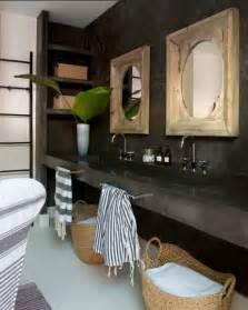 Modern Rustic Bathroom Mirrors 7 Rustic Bathroom Inspired Designs Bath Pro Of Central