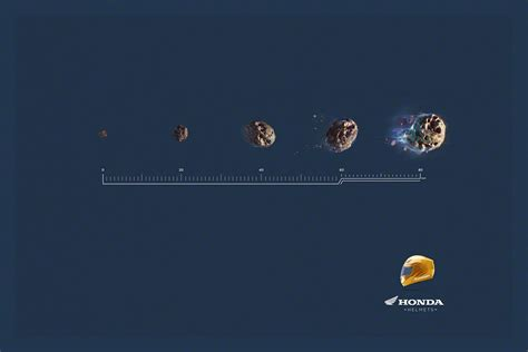 Very Cool Ads for Honda Helmets   autoevolution