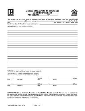 Lease Addendum Template Here S What People Are Saying About Lease Addendum Template