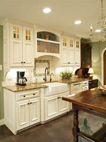 French Country Cabinets Kitchen French Country Kitchen Makeover Bonnie Pressley Hgtv