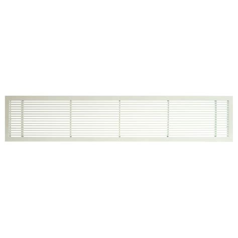 truaire 10 in x 10 in white return air grille h170 10x10