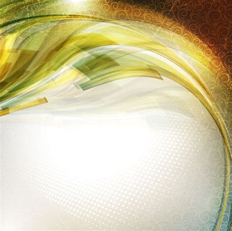 gold waves vector background 03 over millions vectors