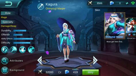 Mobile Legend Mobile Legends Kagura Build Guide Fgr