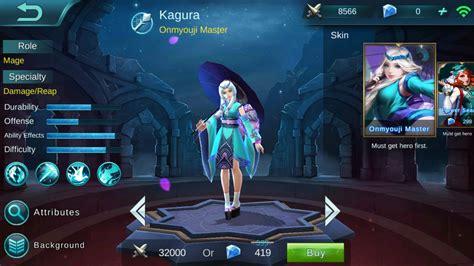 Custom Mobile Legends 2 mobile legends kagura build guide fgr
